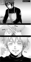 Sasunaru The Quarrel