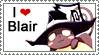 Blair Stamp -Soul Eater- by Seylan