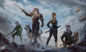 The warriors respite