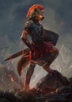 Centurions conquest by Royzilya