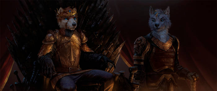 Of ice and fire by Royzilya