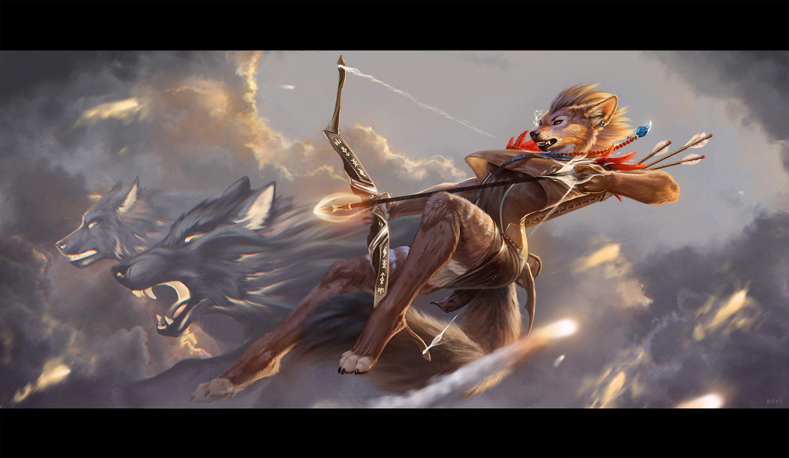 Goddess' Fury