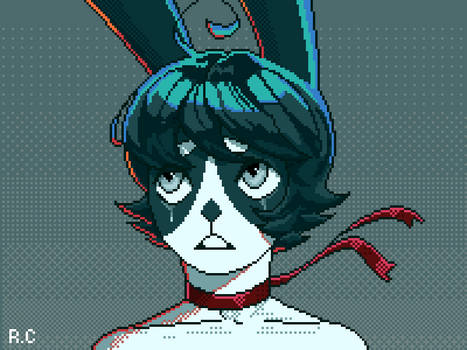 Pixel Rabbit
