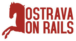 Ostrava on Rails logo