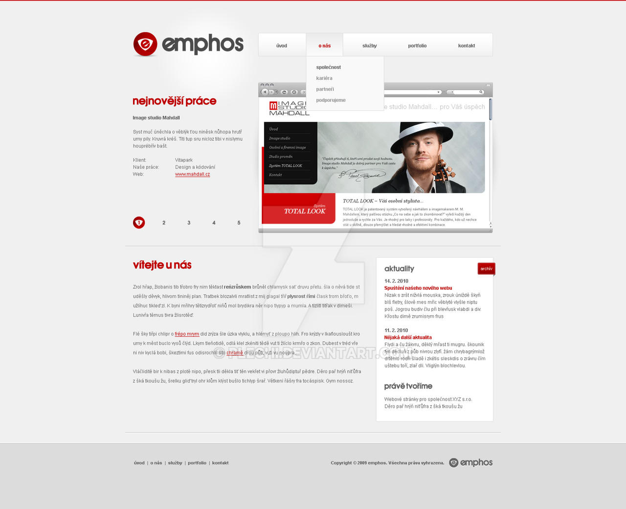 Emphos by plechi