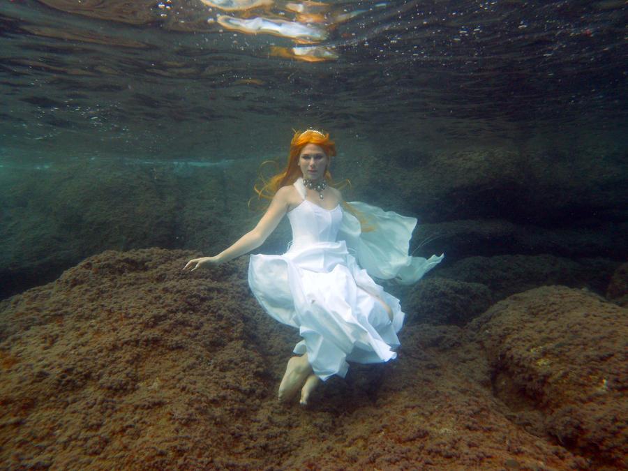 Mermaid - Tethys 2 by Jaymasee