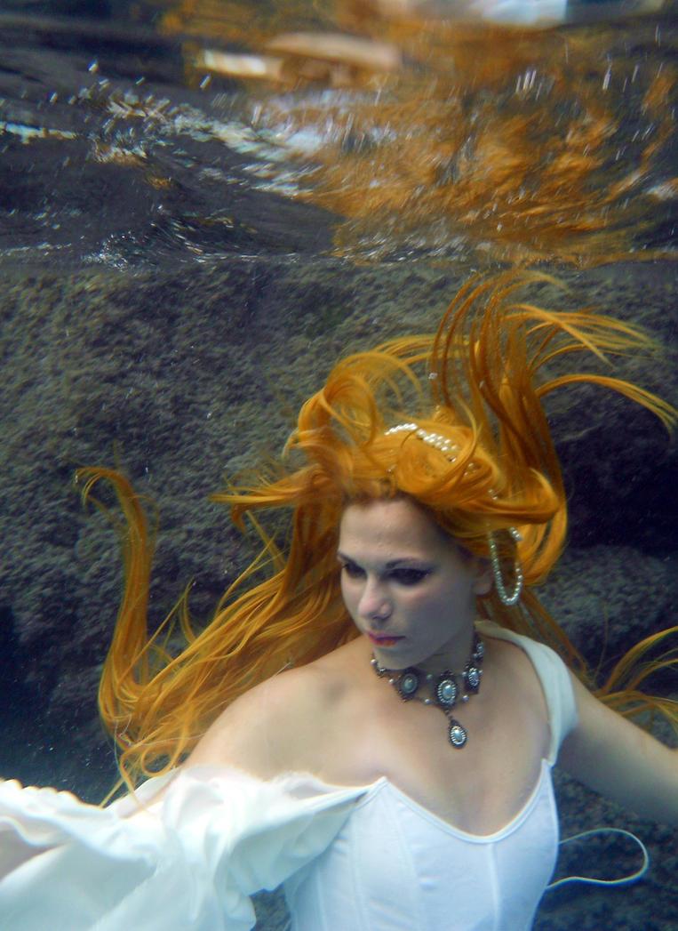 Mermaid - Tethys 9 by Jaymasee