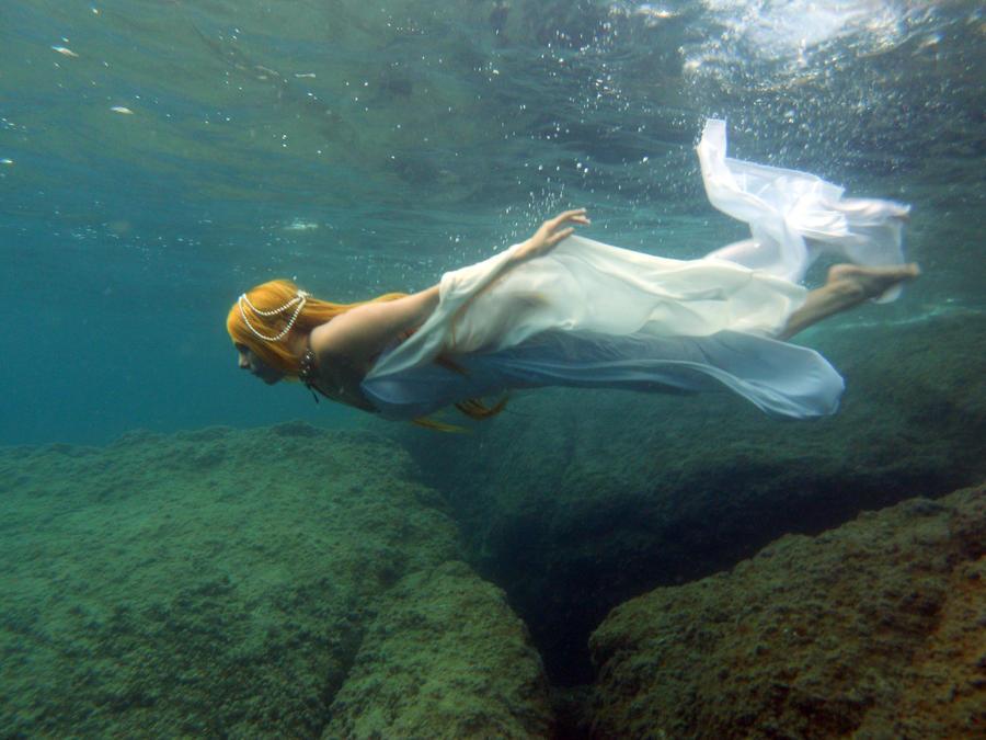 Mermaid - Tethys 10 by Jaymasee