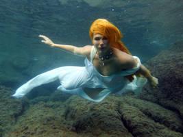 Mermaid - Tethys 12 by Jaymasee