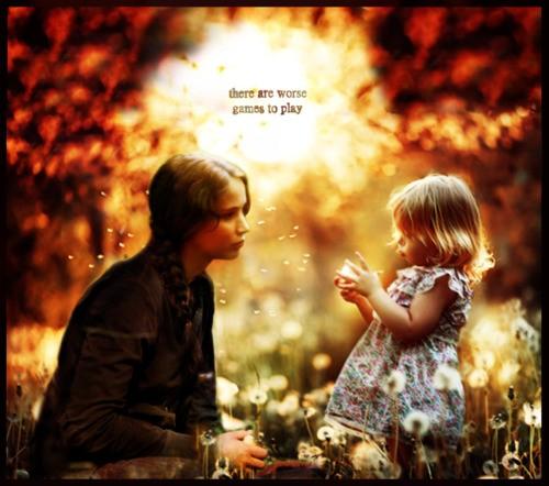 My dear daughter knows it... by feline927