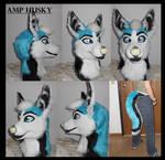 Amp Husky