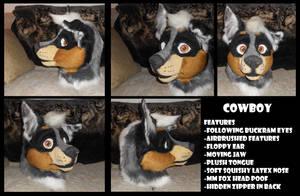 Cowboy by Sharpe19