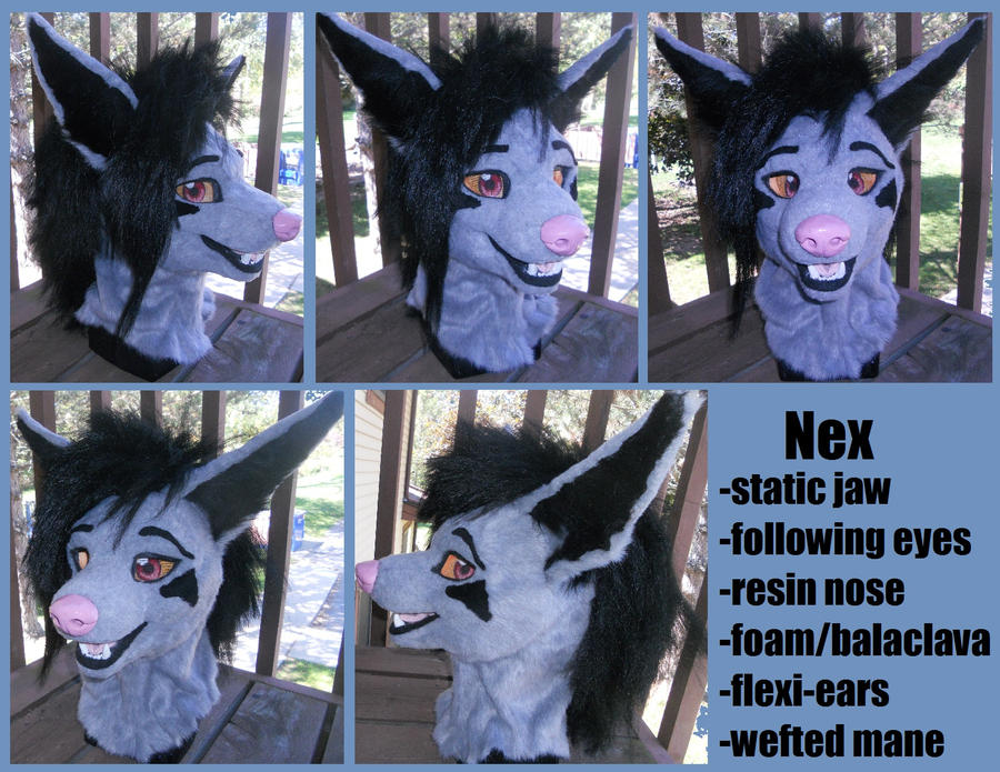 Nex by Sharpe19