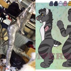 Digi suit patterning stream! by Sharpe19