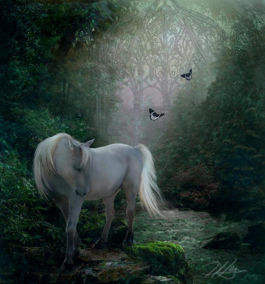 Mystic Beauty by futuregrrl