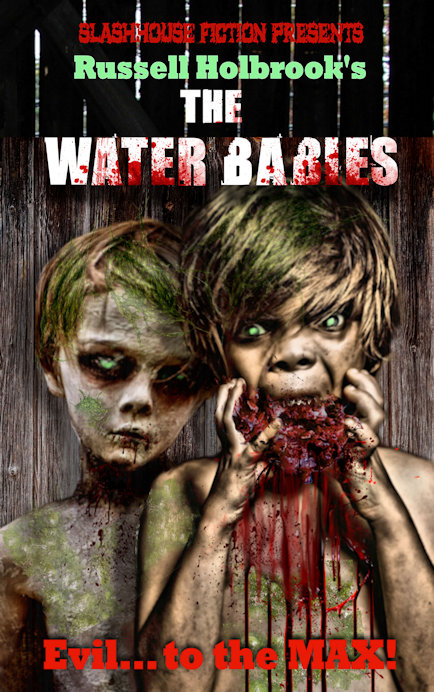 Water Babies book cover *front by futuregrrl