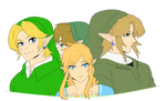 Four Kinds of Links by Sis-chan