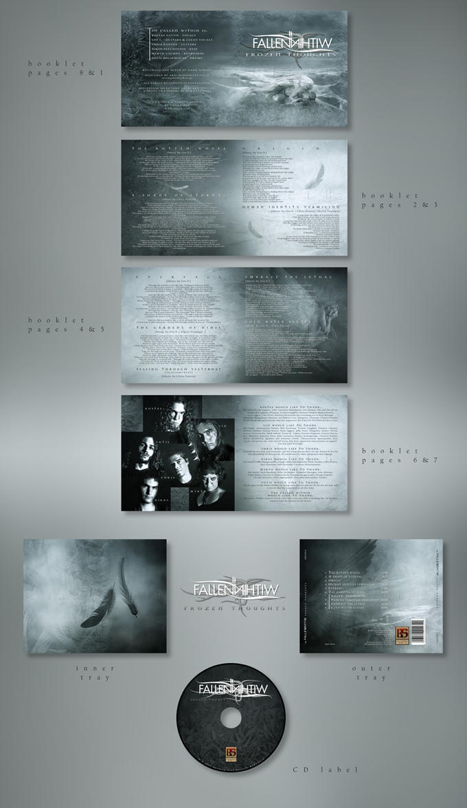 Fallen Within Layout by YagaK