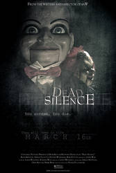 Dead Silence poster by YagaK
