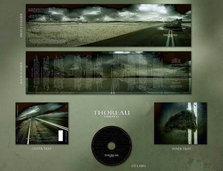 Thoreau Layout Design