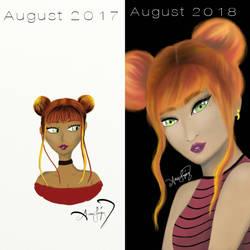 Red - lil' improvement