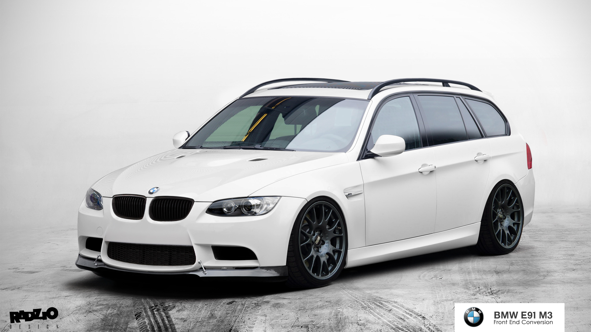 bmw e91 m3 by radziodrifter on deviantart. Black Bedroom Furniture Sets. Home Design Ideas