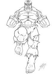 Hulk, Ink
