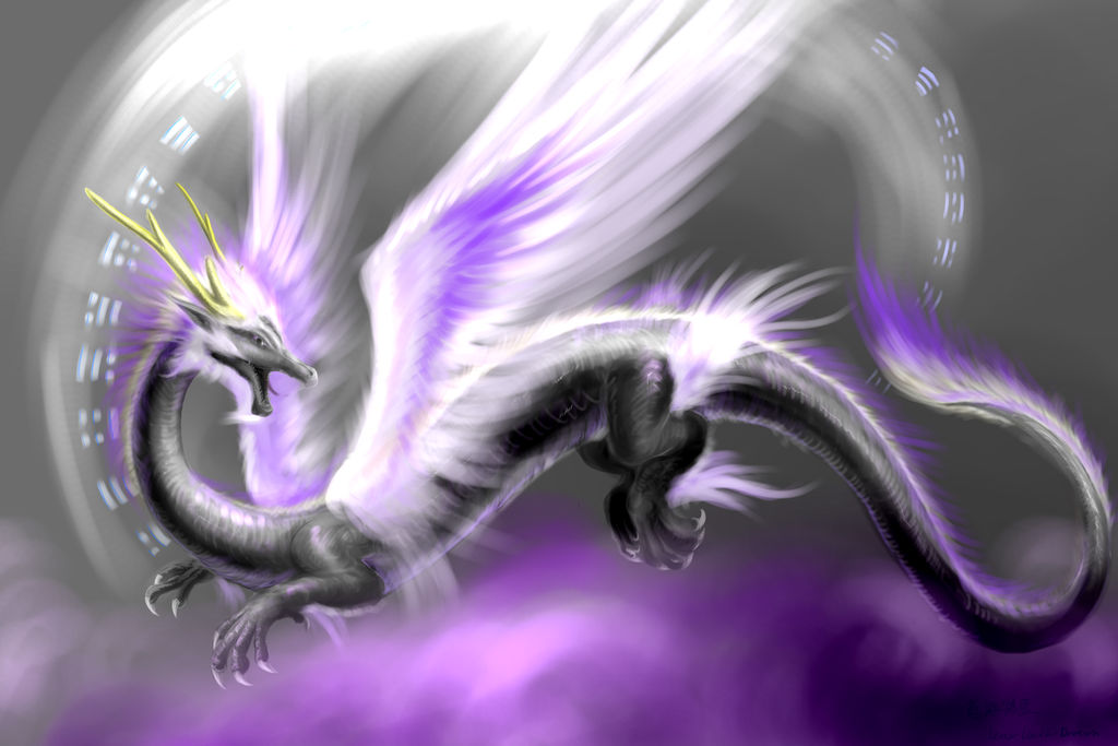 divinatory of the mysterious light by Lena-Lucia-dragon