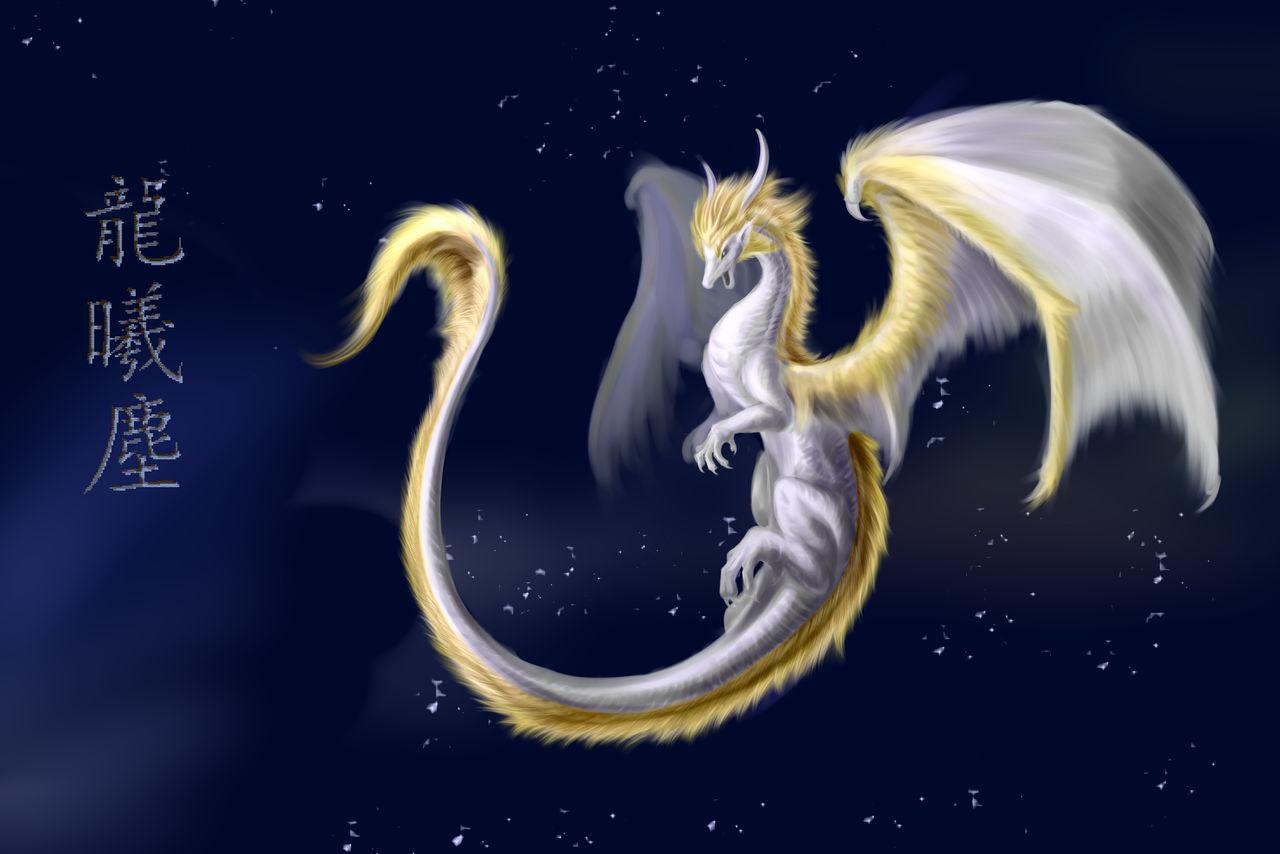myself-the dragon of dawn by Lena-Lucia-dragon