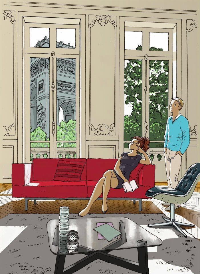 Paris by Mister-Dodo