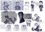 DANTI doodles