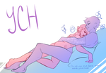 snoozing ych open
