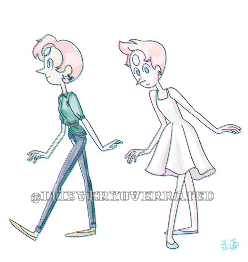 Steven Universe Pearl ...