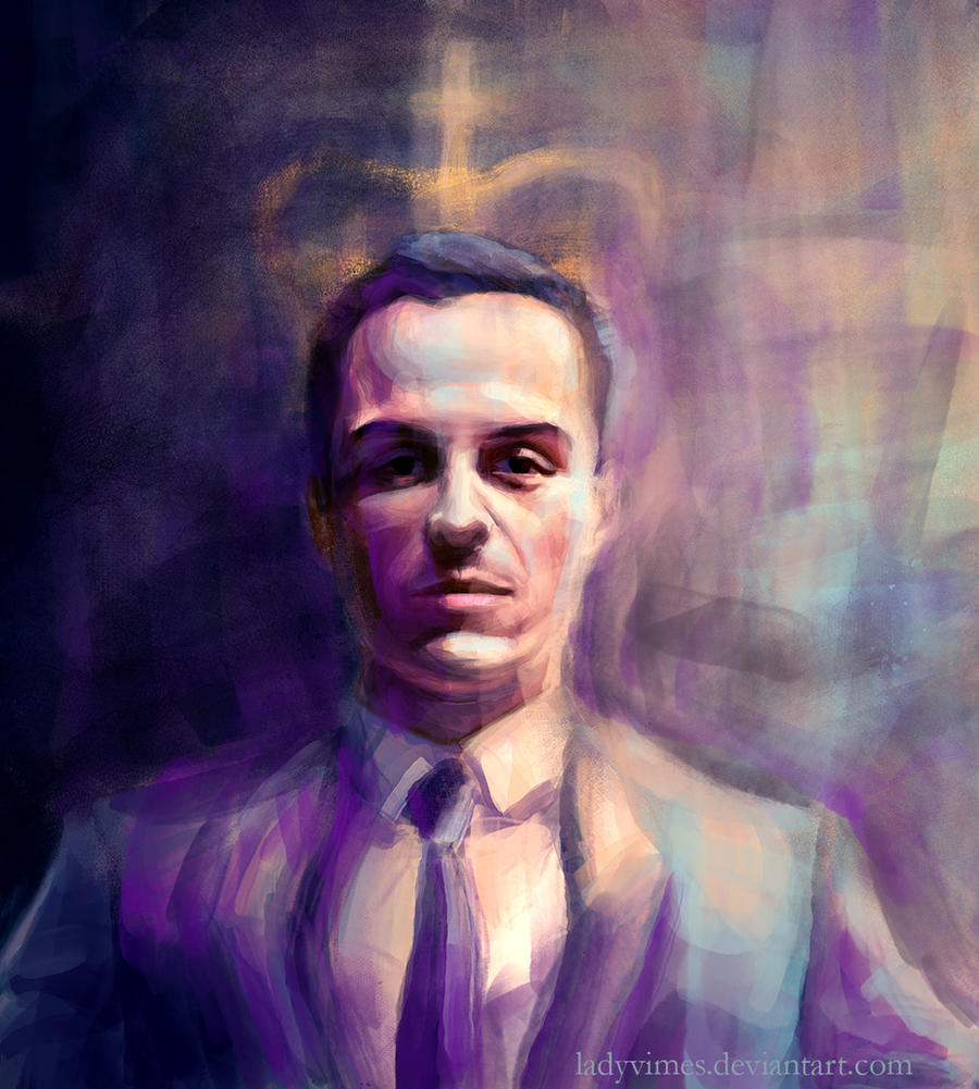 Moriarty by ladynlmda