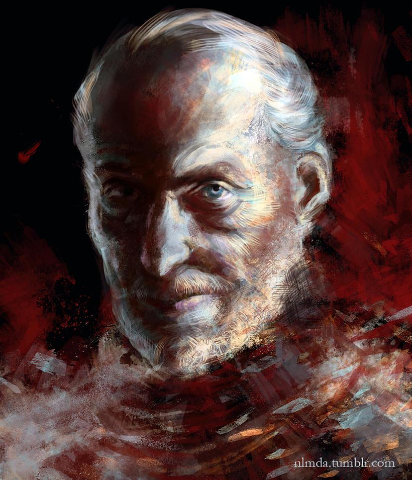 Tywin Lannister by ladynlmda