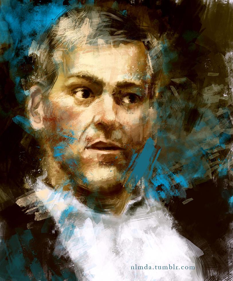 Lestrade by ladynlmda