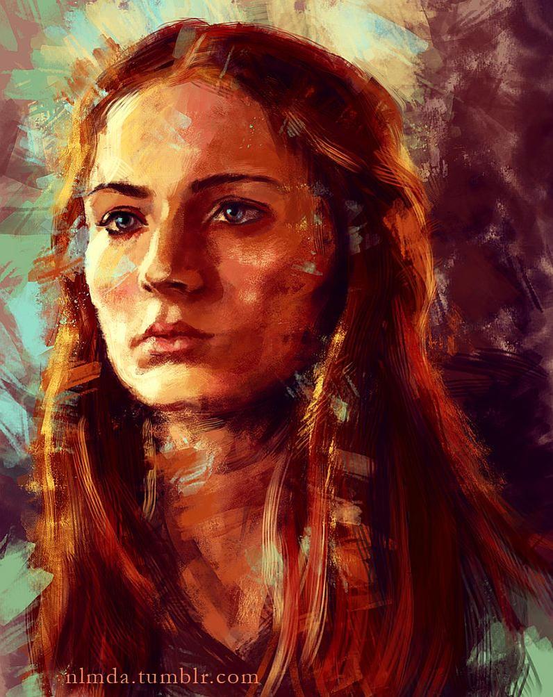 Sansa by ladynlmda