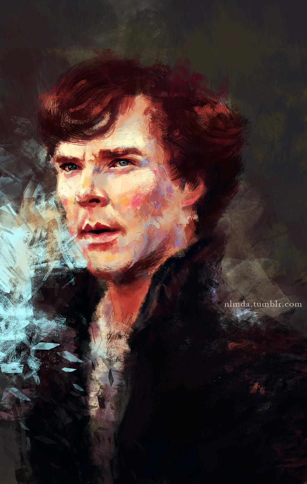 Birthday Benedict by ladynlmda