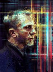 Daniel Craig by ladynlmda