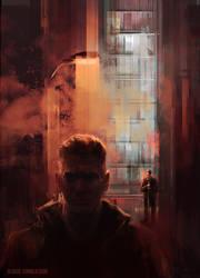 Daredevil S2 by ladynlmda