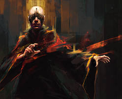 Sorcerer by ladynlmda