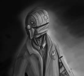 Mechanic Mobster by S-K-E