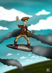 RocketBoy by S-K-E