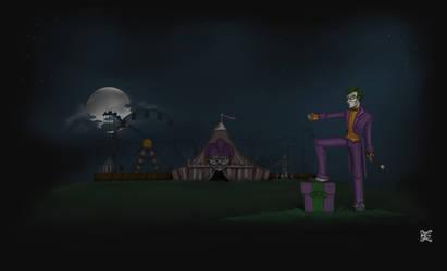Mr. J's Mystery Park by S-K-E