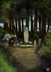 Shrine by S-K-E