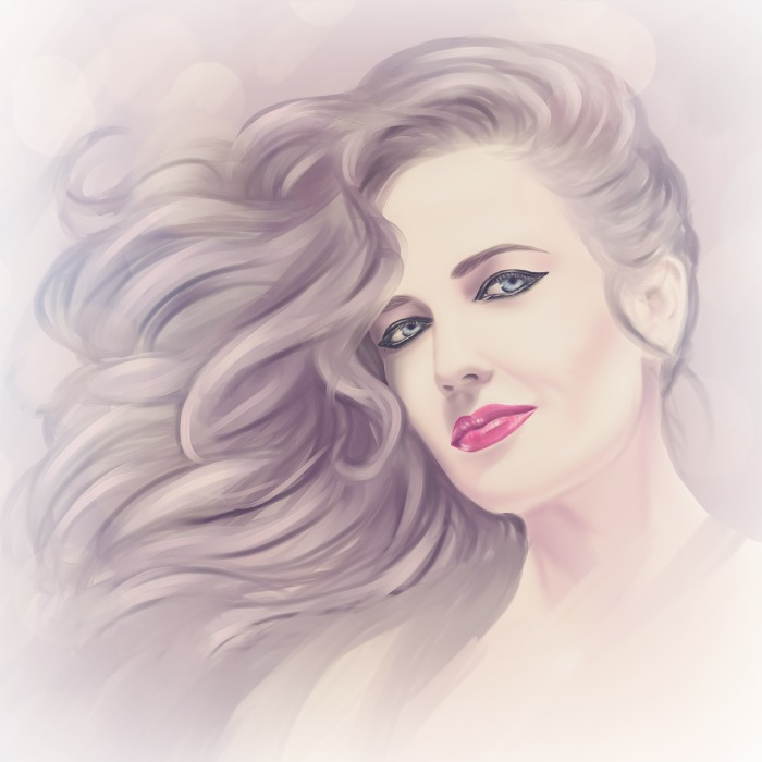 Eva Green WIP by rosabelieve