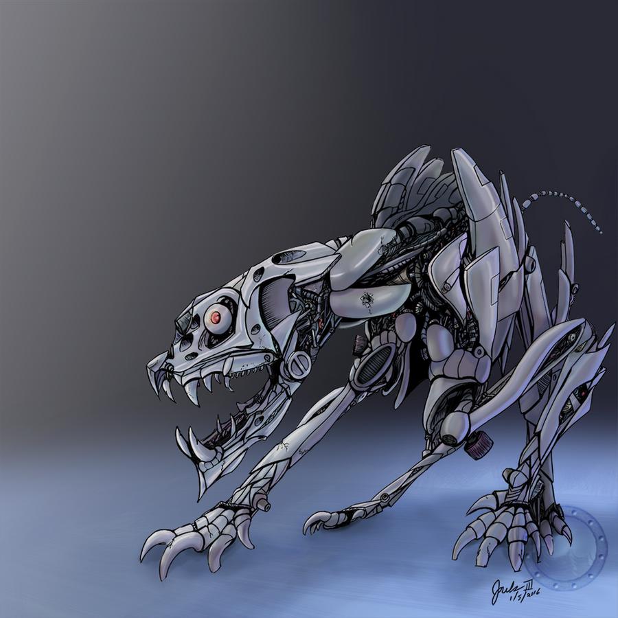 Predator Drone H01 by JulesIIIger