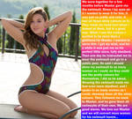 The Swimsuit (Hypnosis Caption)