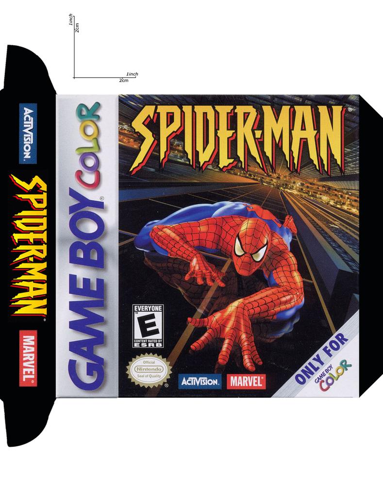 Spiderman Ps by reyck
