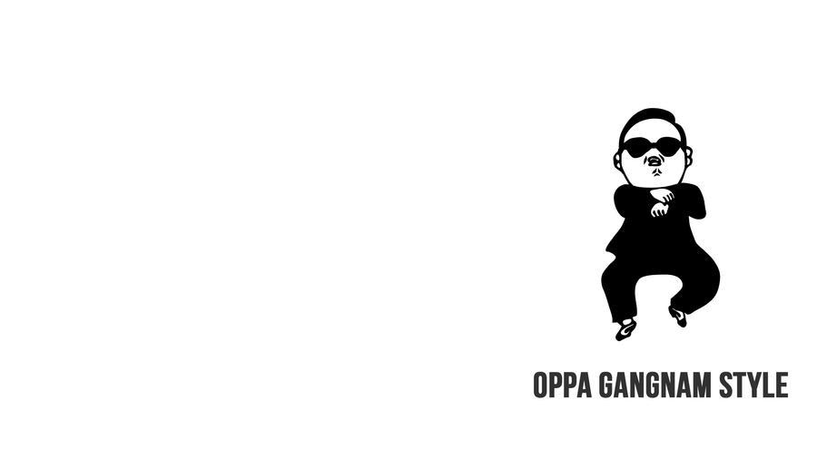 Gangnam Style Wallpaper 2 by rohynrajesh on deviantART